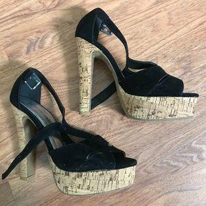 6.5 Back High Heels